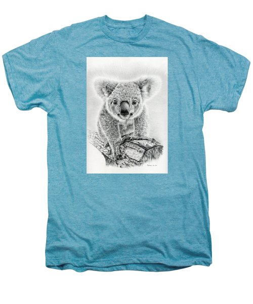 Koala Oxley Twinkles Men's Premium T-Shirt by Remrov