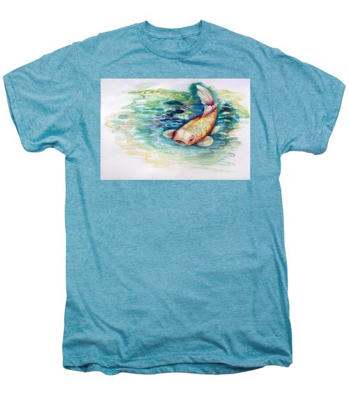 Koi I Men's Premium T-Shirt