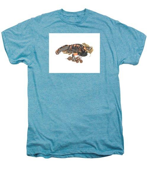 Large Blotched Salamander2 Men's Premium T-Shirt