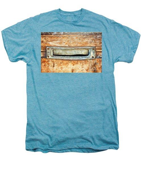 Lettere Letters Men's Premium T-Shirt