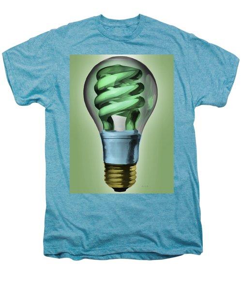 Light Bulb Men's Premium T-Shirt