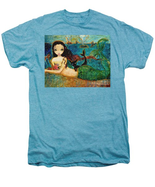 Little Mermaid Men's Premium T-Shirt