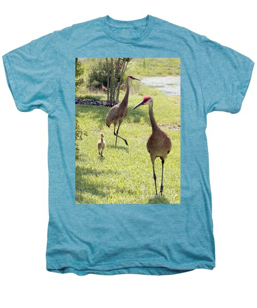 Looking For A Handout Men's Premium T-Shirt