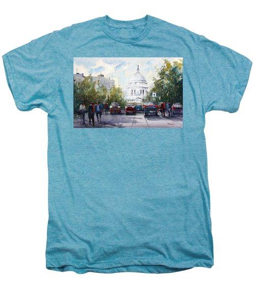 Madison - Capitol Men's Premium T-Shirt