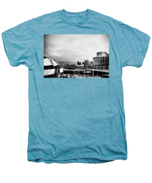 Minneapolis From The University Of Minnesota Men's Premium T-Shirt by Tom Gort