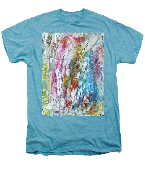 Monet's Garden Men's Premium T-Shirt