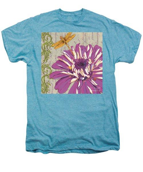 Moulin Floral 2 Men's Premium T-Shirt