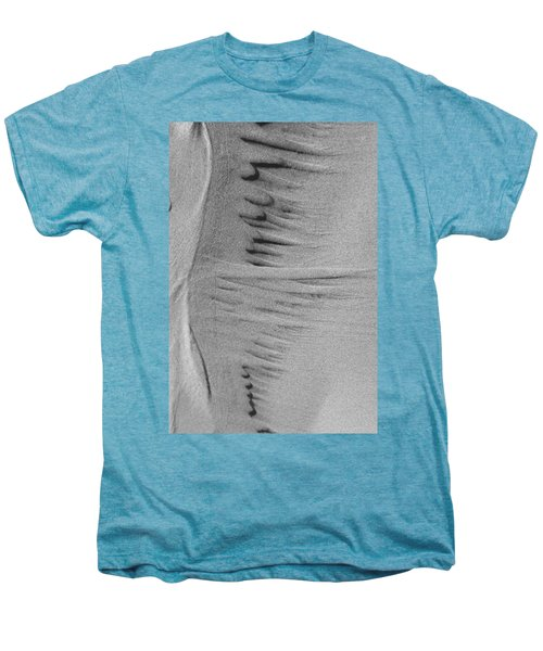 Men's Premium T-Shirt featuring the photograph Music Of Sand by Yulia Kazansky