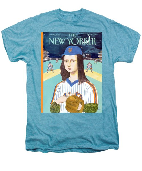 New Yorker June 3rd, 1991 Men's Premium T-Shirt