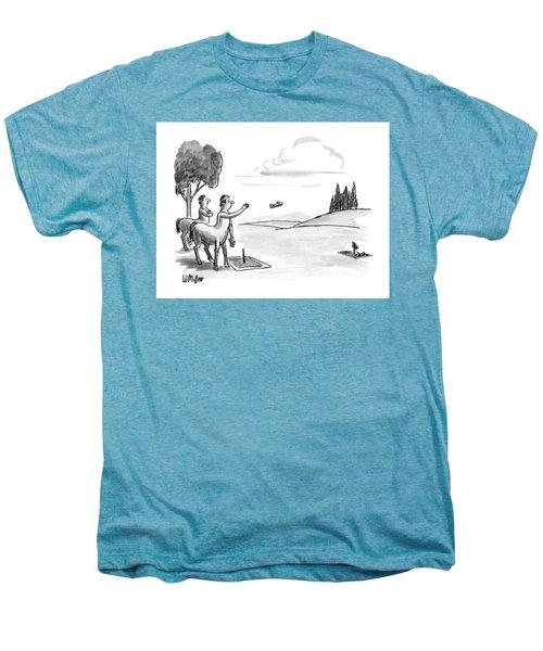 New Yorker September 24th, 1990 Men's Premium T-Shirt