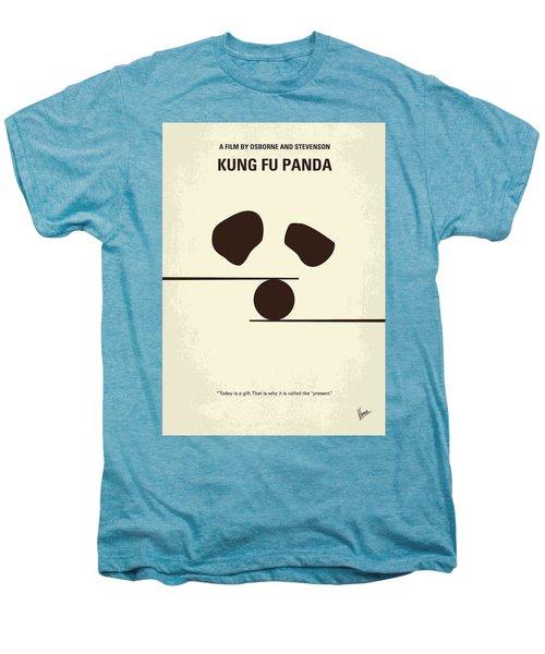 No227 My Kung Fu Panda Minimal Movie Poster Men's Premium T-Shirt