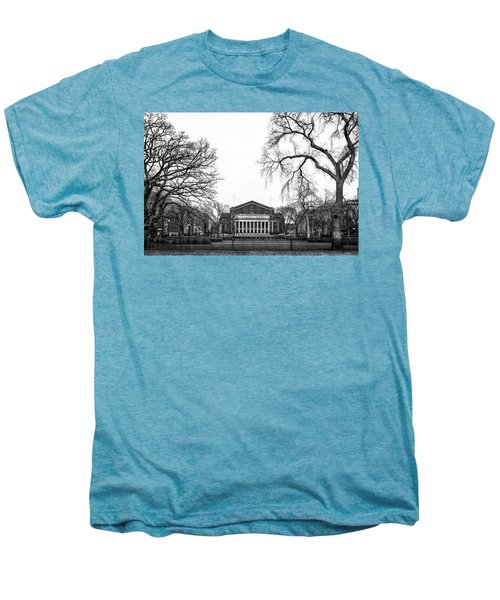 Northrop Auditorium At The University Of Minnesota Men's Premium T-Shirt by Tom Gort