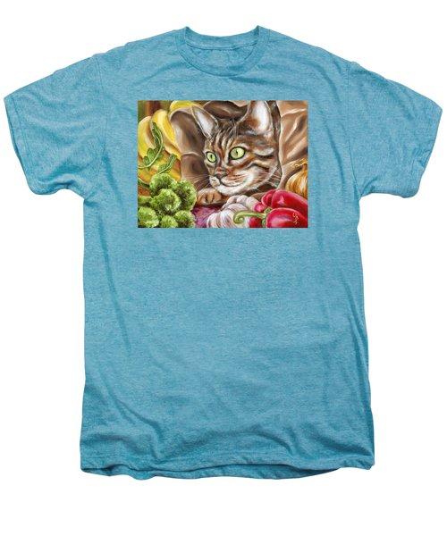 Ok Now What Men's Premium T-Shirt by Hiroko Sakai