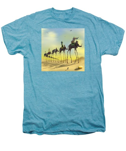 On The Move 2 Without Moon Men's Premium T-Shirt by Mike McGlothlen