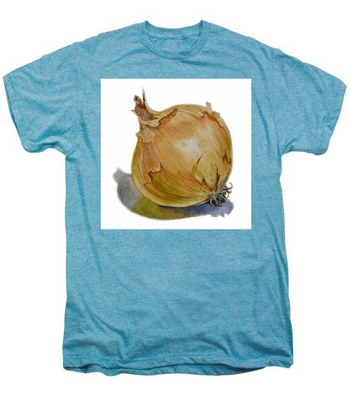 Onion Men's Premium T-Shirt by Irina Sztukowski