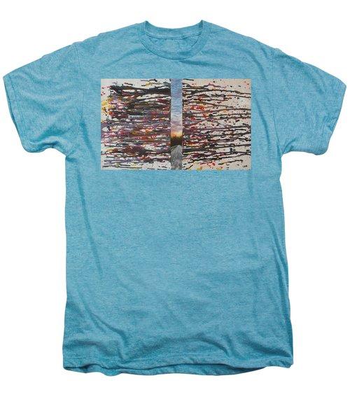 Pause Men's Premium T-Shirt