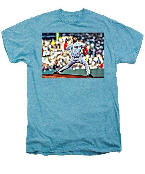 Pedro Martinez Men's Premium T-Shirt