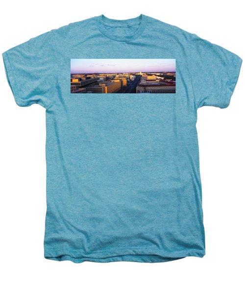 Pennsylvania Ave Washington Dc Men's Premium T-Shirt