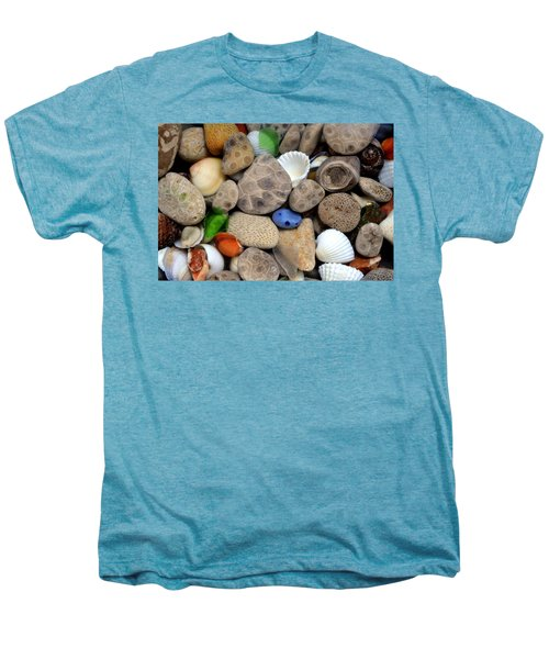 Petoskey Stones Lll Men's Premium T-Shirt