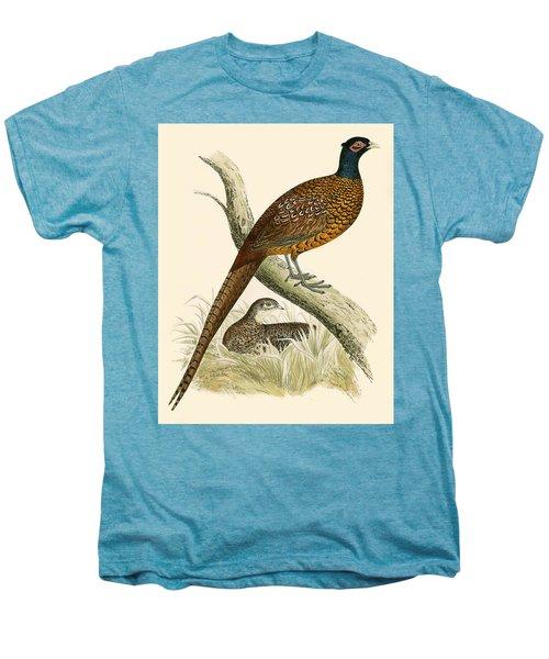Pheasant Men's Premium T-Shirt