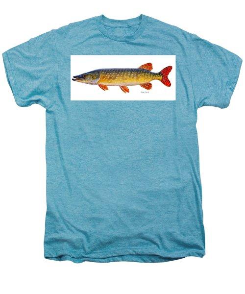 Pike Men's Premium T-Shirt
