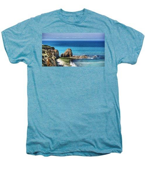 Pointe Du Hoc Men's Premium T-Shirt