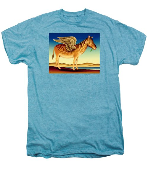 Quagga Men's Premium T-Shirt by Frances Broomfield