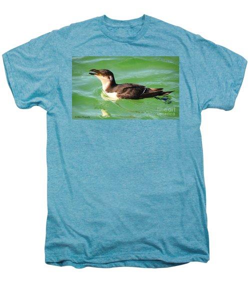 Razorbill In Florida Men's Premium T-Shirt