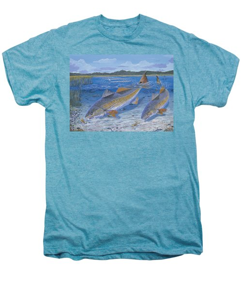 Red Creek In0010 Men's Premium T-Shirt by Carey Chen