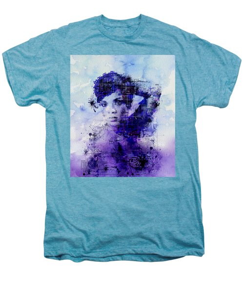 Rihanna 2 Men's Premium T-Shirt by Bekim Art