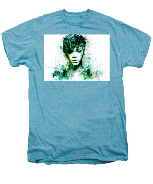 Rihanna 5 Men's Premium T-Shirt by Bekim Art