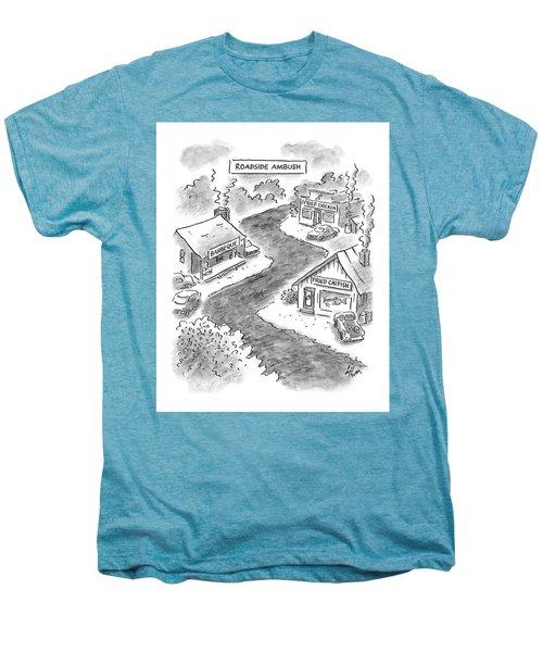 Roadside Ambush Men's Premium T-Shirt