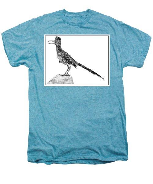 Rockin Roadrunner Men's Premium T-Shirt