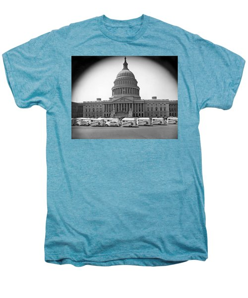 Roosevelt Caravan Trailers Men's Premium T-Shirt