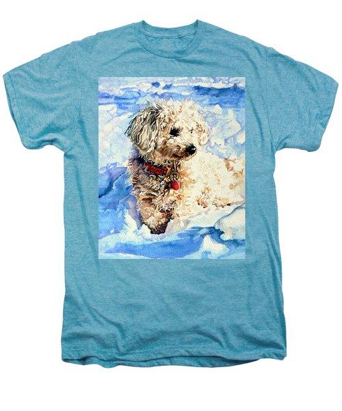 Sacha Men's Premium T-Shirt by Hanne Lore Koehler