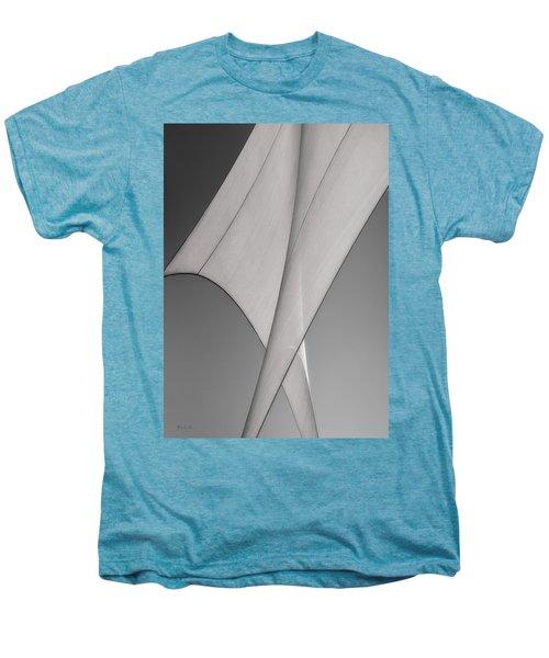 Sailcloth Abstract Number 3 Men's Premium T-Shirt
