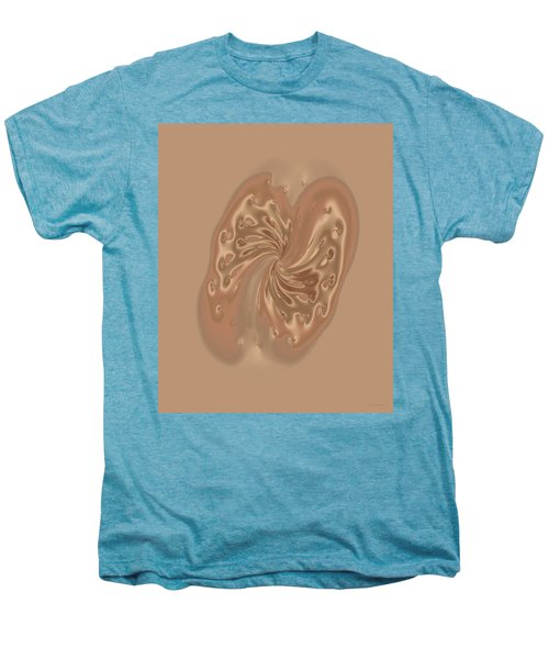 Satin Butterfly Men's Premium T-Shirt