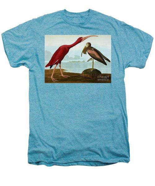 Scarlet Ibis Men's Premium T-Shirt