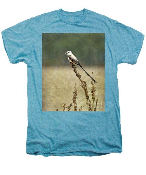 Scissortailed-flycatcher Men's Premium T-Shirt