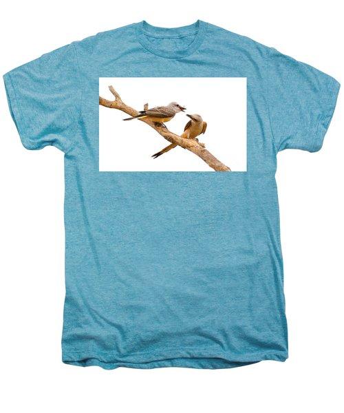 Scissortails Sharing Cricket Men's Premium T-Shirt