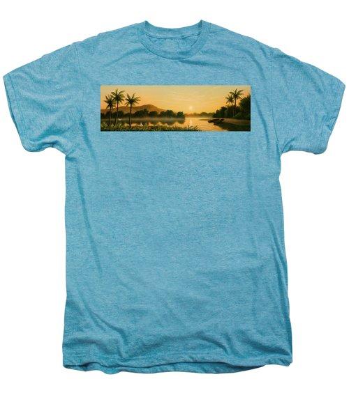 Seminole Sunset Men's Premium T-Shirt