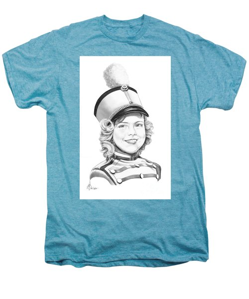 Shirley Temple Men's Premium T-Shirt by Murphy Elliott