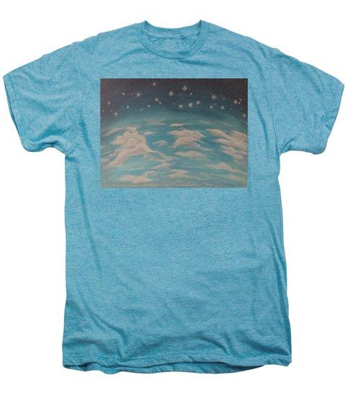 Sitting On Top Of The World Men's Premium T-Shirt
