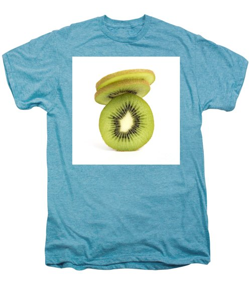 Sliced Kiwis Men's Premium T-Shirt