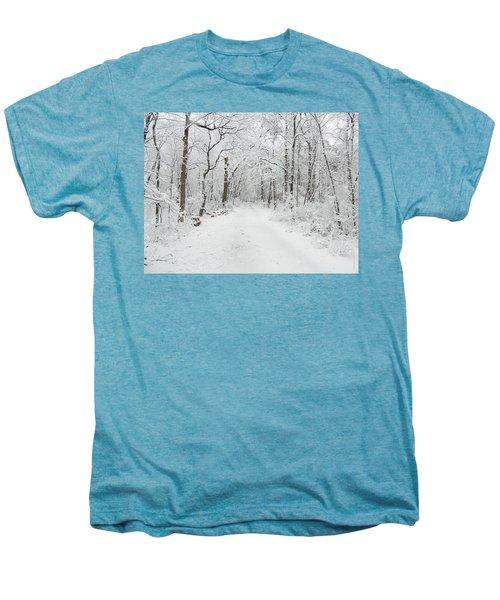 Snow In The Park Men's Premium T-Shirt