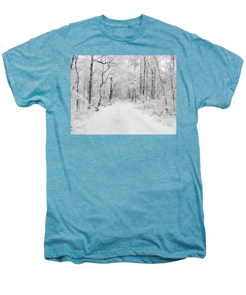 Snow In The Park Men's Premium T-Shirt