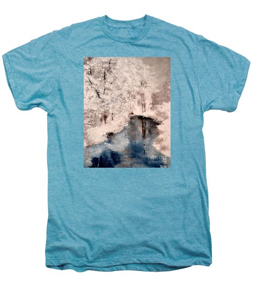 Winter Wonderland Men's Premium T-Shirt