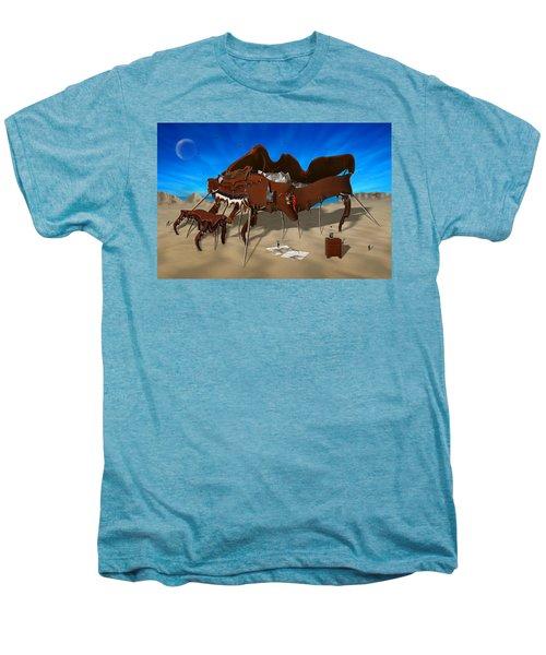 Softe Grand Piano Se Men's Premium T-Shirt by Mike McGlothlen