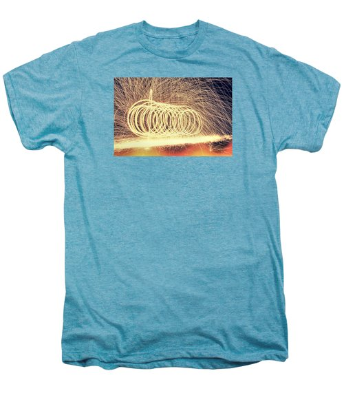 Sparks Men's Premium T-Shirt by Dan Sproul