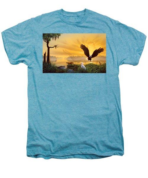 Spirit Of The Everglades Men's Premium T-Shirt